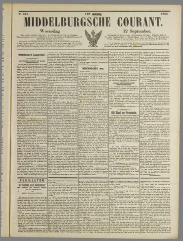Middelburgsche Courant 1906-09-12