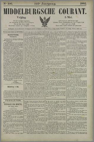 Middelburgsche Courant 1882-05-05