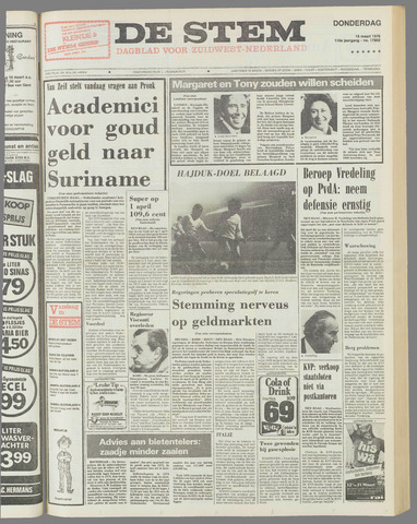 de Stem 1976-03-18