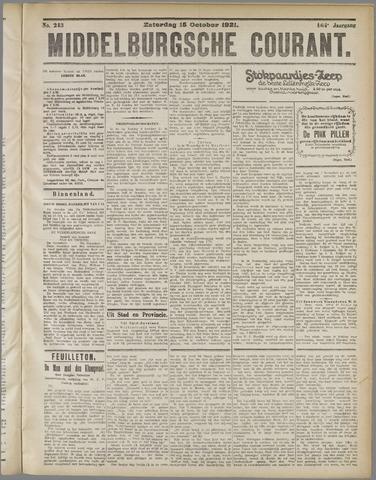 Middelburgsche Courant 1921-10-15