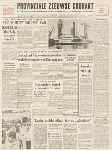 Provinciale Zeeuwse Courant 1964-07-29
