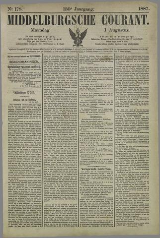 Middelburgsche Courant 1887-08-01