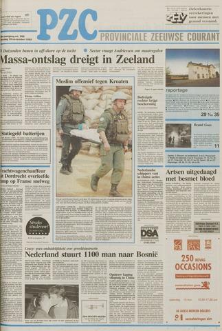 Provinciale Zeeuwse Courant 1993-11-13