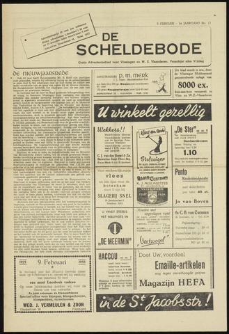 Scheldebode 1950-02-03