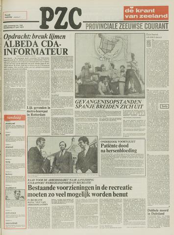 Provinciale Zeeuwse Courant 1977-07-21