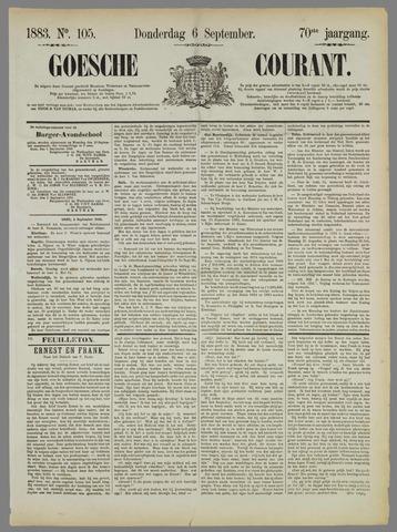 Goessche Courant 1883-09-06