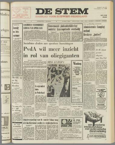 de Stem 1974-05-31