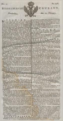Middelburgsche Courant 1778-02-12