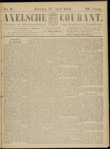 Axelsche Courant 1915-04-24