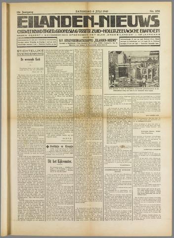 Eilanden-nieuws. Christelijk streekblad op gereformeerde grondslag 1940-07-06