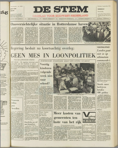 de Stem 1970-09-08