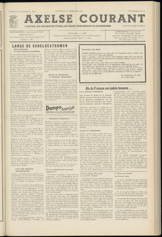 Axelsche Courant 1966-02-19
