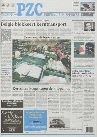Provinciale Zeeuwse Courant 2000-12-21
