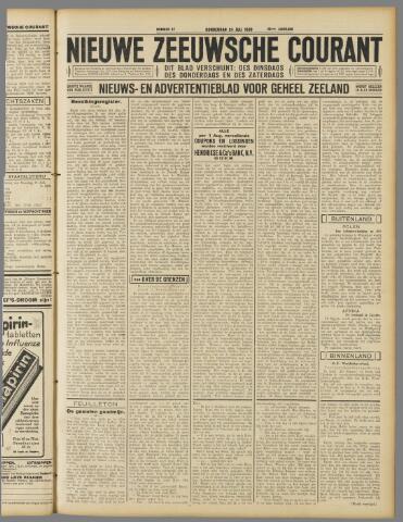 Nieuwe Zeeuwsche Courant 1930-07-24