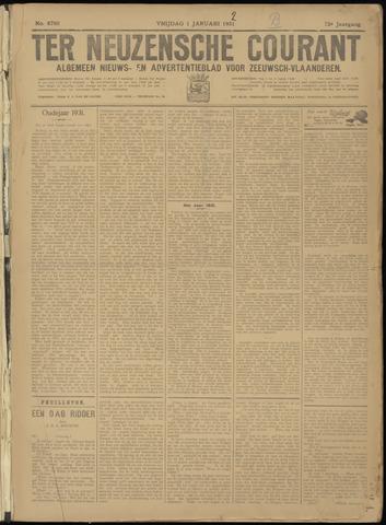 Ter Neuzensche Courant. Algemeen Nieuws- en Advertentieblad voor Zeeuwsch-Vlaanderen / Neuzensche Courant ... (idem) / (Algemeen) nieuws en advertentieblad voor Zeeuwsch-Vlaanderen 1932