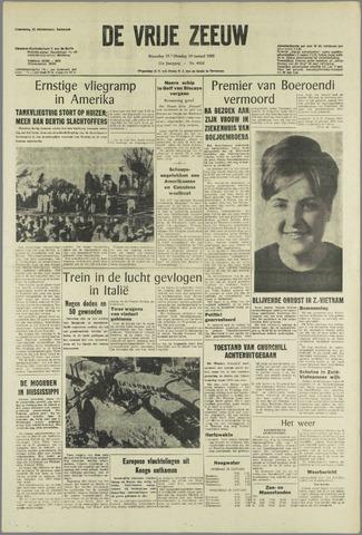 de Vrije Zeeuw 1965-01-18