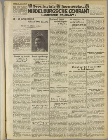 Middelburgsche Courant 1939-11-23