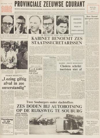 Provinciale Zeeuwse Courant 1971-07-24