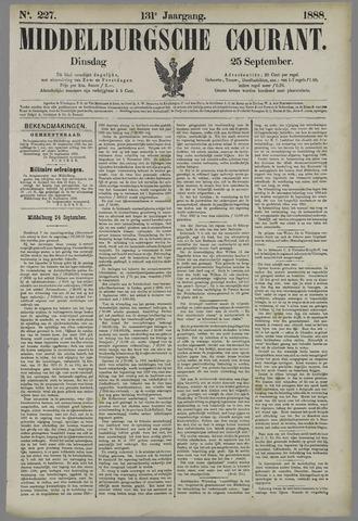 Middelburgsche Courant 1888-09-25
