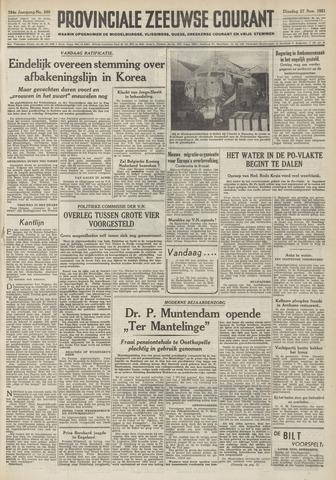 Provinciale Zeeuwse Courant 1951-11-27