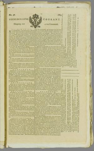 Middelburgsche Courant 1809-04-04