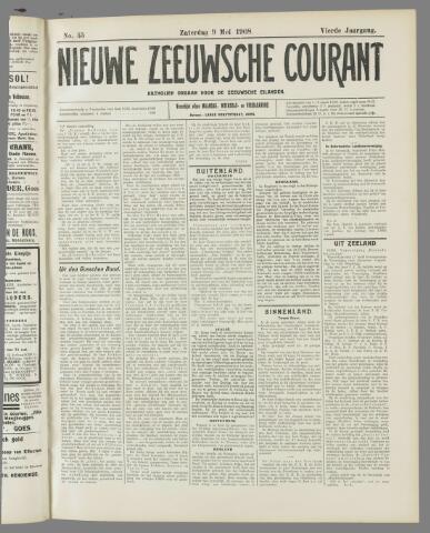 Nieuwe Zeeuwsche Courant 1908-05-09