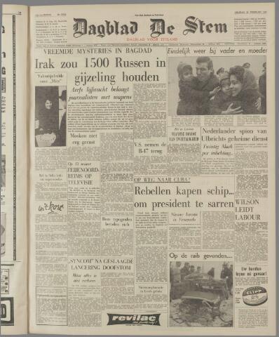 de Stem 1963-02-15