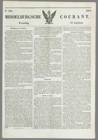 Middelburgsche Courant 1871-08-16