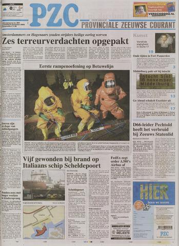 Provinciale Zeeuwse Courant 2006-11-08
