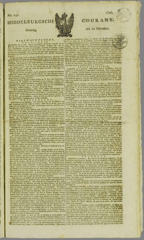Middelburgsche Courant 1824-12-11