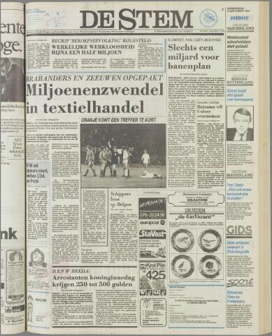 de Stem 1981-10-15
