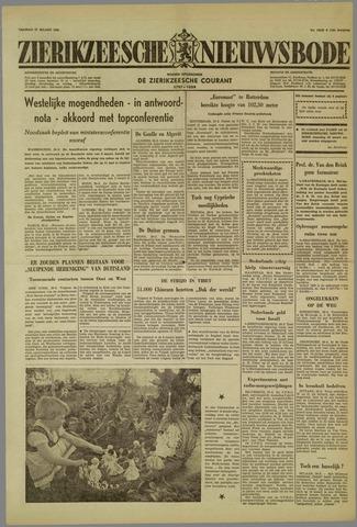 Zierikzeesche Nieuwsbode 1959-03-27