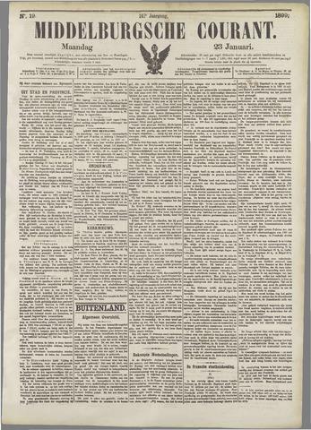 Middelburgsche Courant 1899-01-23