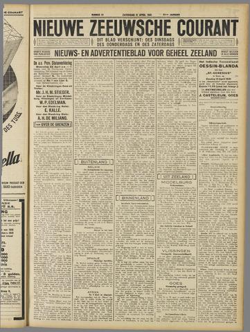 Nieuwe Zeeuwsche Courant 1931-04-11