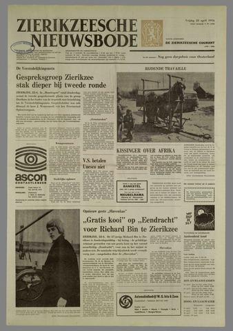 Zierikzeesche Nieuwsbode 1976-04-23