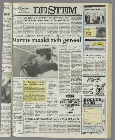 de Stem 1990-08-14