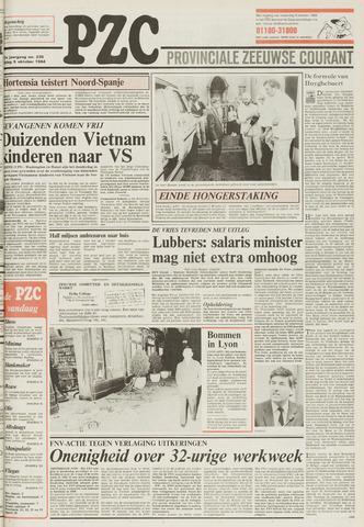 Provinciale Zeeuwse Courant 1984-10-05