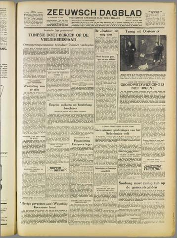 Zeeuwsch Dagblad 1952-01-15