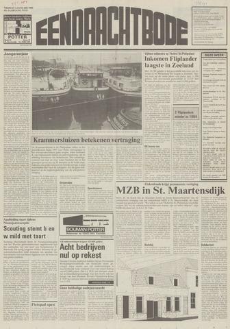 Eendrachtbode (1945-heden)/Mededeelingenblad voor het eiland Tholen (1944/45) 1985