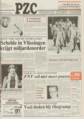 Provinciale Zeeuwse Courant 1983-11-29