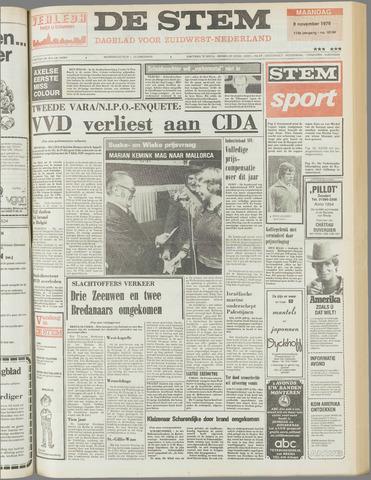 de Stem 1976-11-08