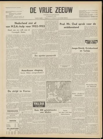 de Vrije Zeeuw 1953-01-28