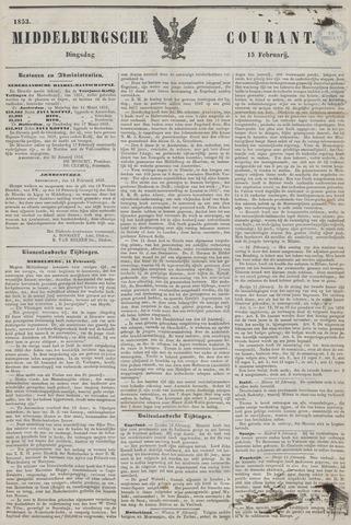 Middelburgsche Courant 1853-02-15