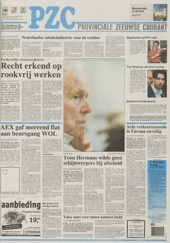 Provinciale Zeeuwse Courant 2000-04-26