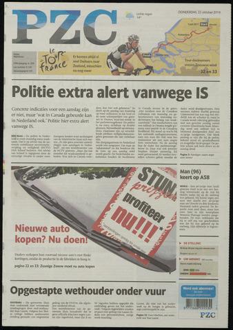 Provinciale Zeeuwse Courant 2014-10-23