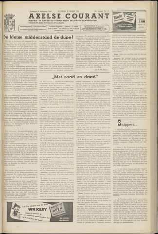 Axelsche Courant 1954-03-20