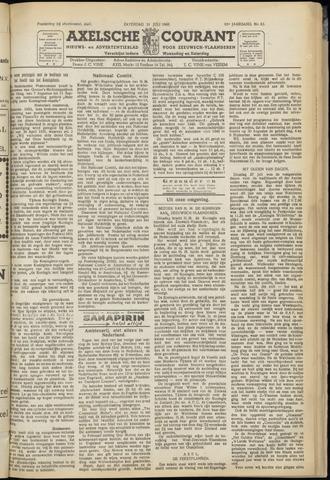 Axelsche Courant 1948-07-31
