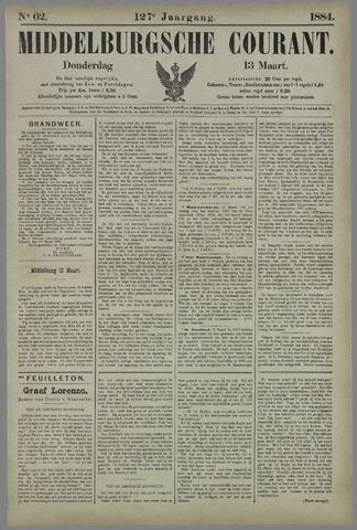 Middelburgsche Courant 1884-03-13