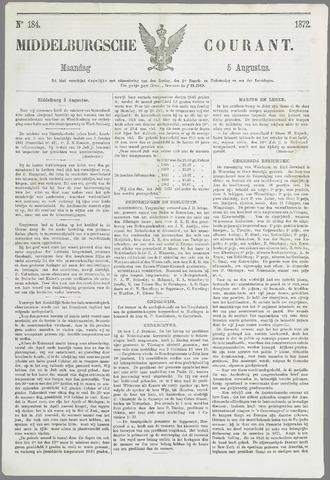 Middelburgsche Courant 1872-08-05