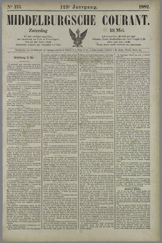 Middelburgsche Courant 1882-05-13